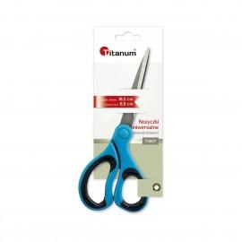 Nożyczki Titanum soft 18,5 cm