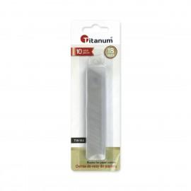 Ostrza do noży Titanum 18mm