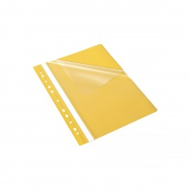 Skoroszyt Bantex A4 - żółty